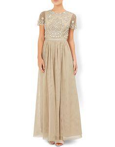 Topazalite Maxi Dress