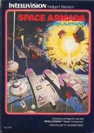 Space Armada - IntelliVision Game