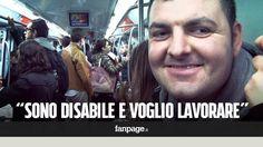 Disabilità e lavoro, la storia di Danilo che cerca occupazione da 7 anni