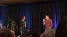 Supernatural SFCon2015 J2 Gold Panel part 3.