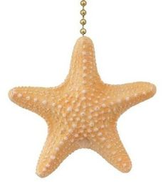 Armoured Starfish Ceiling Fan Pull or Light Pull Chain Clementine Design by Clementine Designs, http://www.amazon.com/dp/B00BFGKDDC/ref=cm_sw_r_pi_dp_wiC-rb1FMHAWK