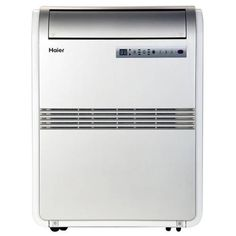 Haier HRB08XCMTB 8,000 BTU Portable Air Conditioner 115V with Remote, Silver, Factory-Reconditioned Price