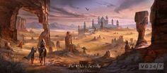 fantasy desert zone - Google Search