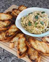 Skordalia (Greek Potato Dip) Recipe