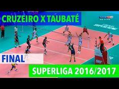 Sada Cruzeiro x Taubaté - Final - Superliga de Vôlei Masculino 2016/2017 - YouTube