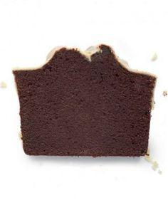 Simple Cake Recipes // Chocolate Pound Cake with Peanut Butter Glaze Recipe