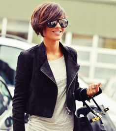 Frankie Sandford this is how I want my hair now