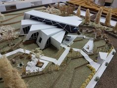 The Effective Pictures We Offer You About Cultural Architecture plan A quality picture can tell you Cultural Architecture, Concept Models Architecture, Maquette Architecture, Conceptual Architecture, Wooden Architecture, Architecture Plan, Landscape Architecture, Architecture Model Making, Architecture Student