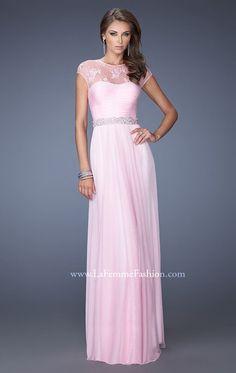 La Femme 19904 Vestido - MissesDressy.com