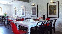 Pension Design Hotel, Dining Table, Studio, Furniture, Home Decor, Interiors, Travel, Decoration Home, Viajes
