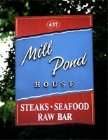 Mill Pond Sign
