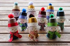 Beyond adorable colorful Christmas carolers – Recycled Crafts Popsicle Stick Christmas Crafts, Christmas Crafts For Toddlers, Diy Christmas Gifts, Decor Crafts, Christmas Fun, Holiday Crafts, Christmas Ornaments, K Cup Crafts, Christmas Art Projects