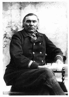 Pakan (aka James Seenum) - Cree - circa 1900