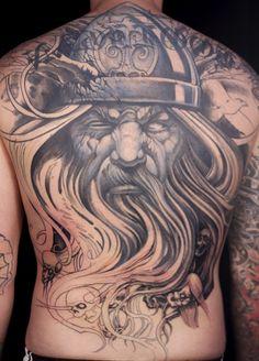 viking tattoo designs traditional