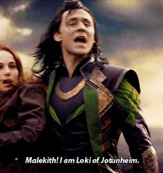 """At which point I yelled out, """"NO, LOKI!""""<--srsly tho!  I flipped in the movie theater"""