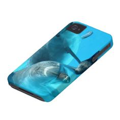 Save The Dolphins Case-Mate iPhone 4 Cases   Take it today only with 50% discount (off all cases) with code CASEOFMONDAY
