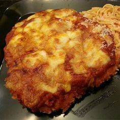 Chicken Parmesan Allrecipes.com