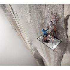Just climb.