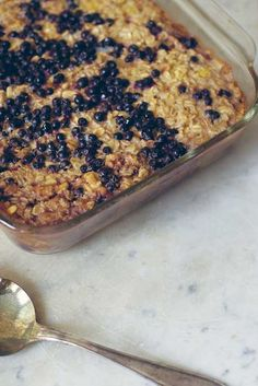 Baked Oatmeal Recipe - Food and Recipes - Mother Earth Living