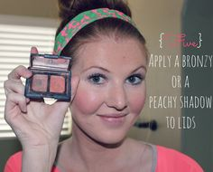 summer makeup in 7 simple steps - Love Stitched