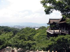traveling to japan to see temples in kyoto