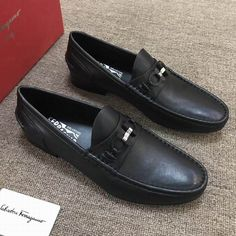 Salvatore Ferragamo Mens Shoes sale here, you could wear them every time at everywhere. They could promote your dress sense, don't hesitate any more, buy your Salvatore Ferragamo products now! Mens Shoes Sale, Men's Shoes, Dress Shoes, Driving Shoes Men, Classy Suits, Sneakers For Sale, Moda Fashion, Mens Clothing Styles, Leather Sneakers