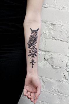 Kurbits tattoo