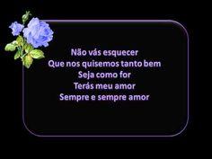 Amália Rodrigues - Sempre e sempre amor (T'ho voluto bene)