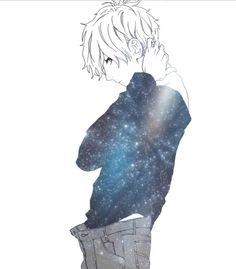 Mamura Daiki Look again Anime Oc, Anime Guys, Manga Anime, Manga Cute, Manga Boy, Otaku, Mamura Daiki, Daytime Shooting Star, Hirunaka No Ryuusei