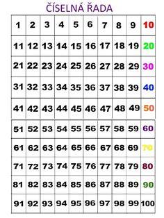 Cyfry 0 9 10 Kartonik 243 W Do Wydrukowania