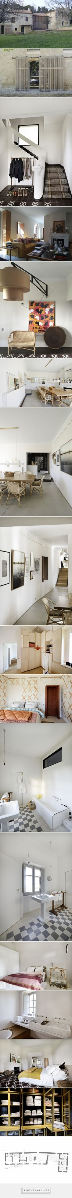 Provence Farmhouse Provencal Style Made Modern - created via https://pinthemall.net