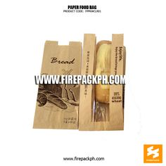 Bread bag supplier www.firepackph.com skysummitgroup@asia.com