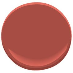 Ben Moore Tuscan Red 1300 I use this for front doors quite often when red just won't do.