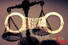 No one is above the law. This should be true at all times as nobody should be exempted from the rule of law. So isn't it enraging to see someone to just seemingly walk away from the law after committing a crime? http://personalinjurydefenders.blogspot.com/2013/07/no-one-is-above-law-lapd-sergeant.html
