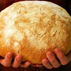 Хлеб на закваске, без дрожжей Почему наши предки славяне придавали огромную важность хлебу? Если думаете – потому что...