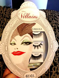 Disney Villains Lashes
