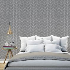 collection papier peint accessoires deco murs Sophie Ferjani x Graham & Brown Living Room, Furniture, Room, Sheets, Wallpaper, Home Decor, Bed, Pillows, Wall Coverings