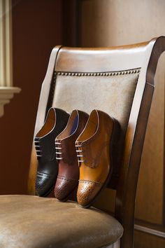 The Rogue is full of vitality - a modern shoe with a classic look. It's a must for your Allen Edmonds shoe collection.