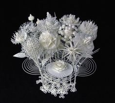 3D Flowers Printing by Joshua Harker