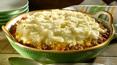 Knorr Shepherd's Pie - my favourite Shepherd's Pie recipe! Pie Recipes, Cooking Recipes, Yummy Recipes, Cooking Food, Kitchen Recipes, Potato Recipes, Cooking Time, Recipies, Healthy Recipes