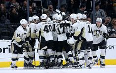 March 7, 2015 — Penguins 1, Kings 0, OT (Photo: Getty Images)