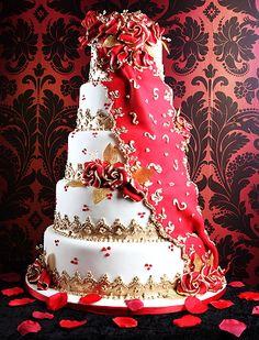 wedding-cakes-2013-designer-mumbai-1 our wedding cake