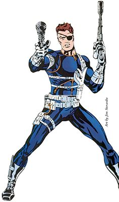 Nick Fury - Marvel Comics - SHIELD - Colonel Fury - Gisted