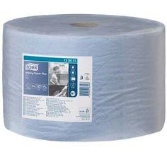 Βιομηχανικά Ρολά: Ρολό Wiping Paper Plus Tork Tissue Holders, Facial Tissue, Products, Cleaning, Color Blue, Gadget
