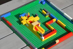 Fun LEGO maze #LEGO #Science