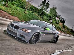 BMW E92 M3 by Liberty Walk LB Performance