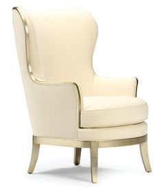 Veronica Chair - transitional - Armchairs And Accent Chairs - Bliss Home & Design White Furniture, Sofa Furniture, Luxury Furniture, Furniture Design, Antique Furniture, Wooden Furniture, Luxury Chairs, Furniture Movers, Furniture Online