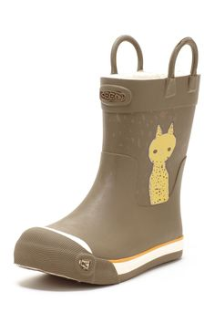 These Keen Rain Boots for babies are adorable!