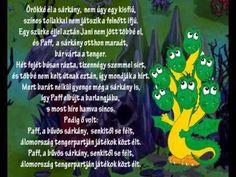 100 Folk Celcius - Paff a bűvös sárkány. The 100, Retro, Youtube, Retro Illustration, Youtubers, Youtube Movies