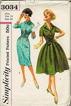 Simplicity 3034 (1959)